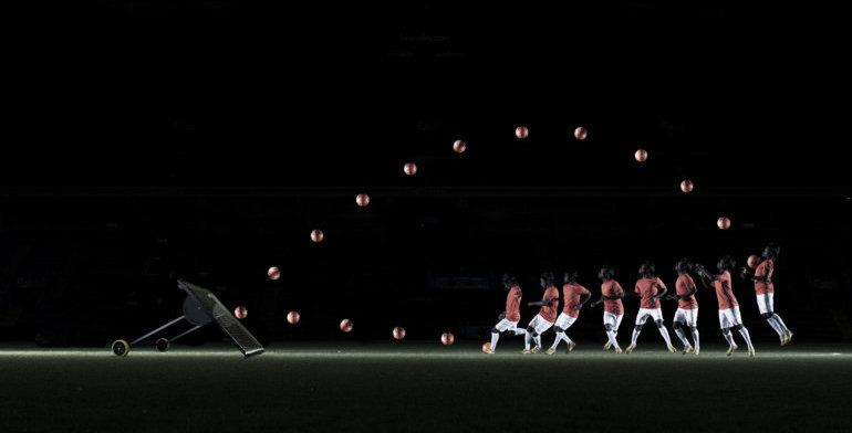 Fodboldtosset startup digitaliserer træningen og rejser fondsstøtte