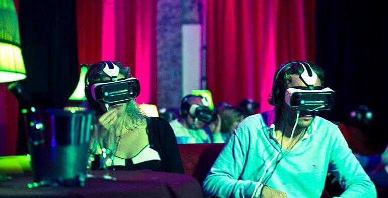 Tech-konference skal sætte fokus på virtual reality-revolutionen
