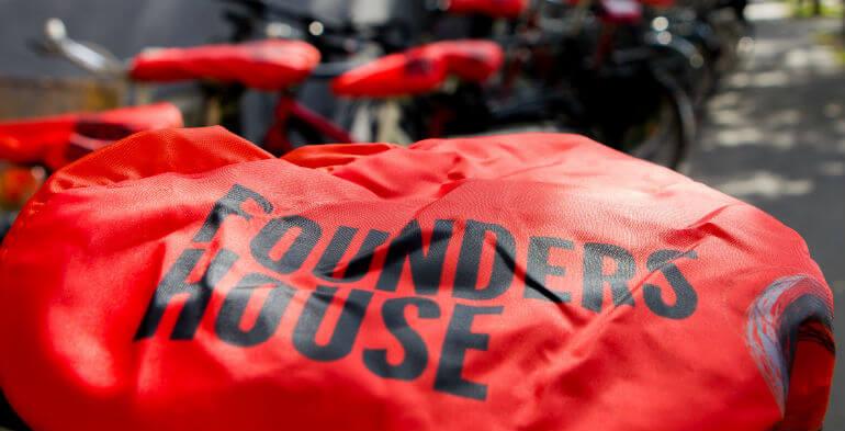 Founders House fejrede femårs jubilæum med storstilet åbent hus