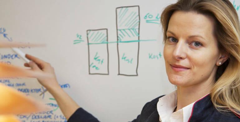 Dansk virksomhed rykkede udviklingen væk fra ledelsesgangen og ud i Scion DTU