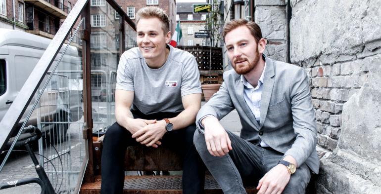 Startup-stafet #12: Vores hovedkomponenter er kunst og vækst