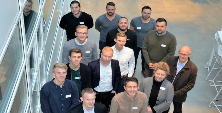Accelerace og Scale-Up Denmark er skudt i gang