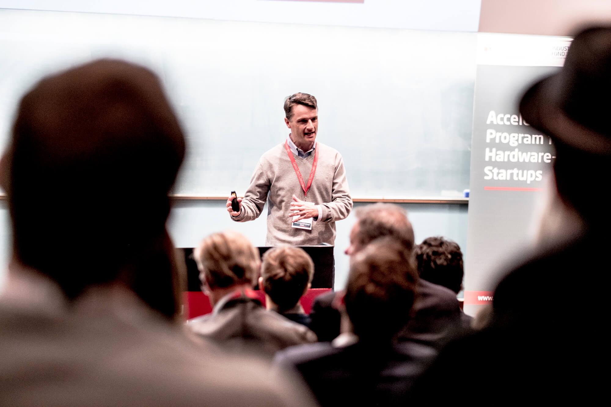 Danish Tech Challenge: 60 sekunder til at overbevise publikum