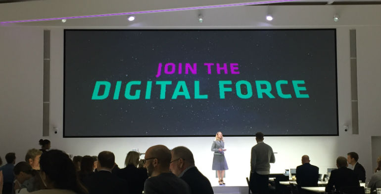 Join the digital force: Store temaer blev diskuteret til åbningen af GEW 2016