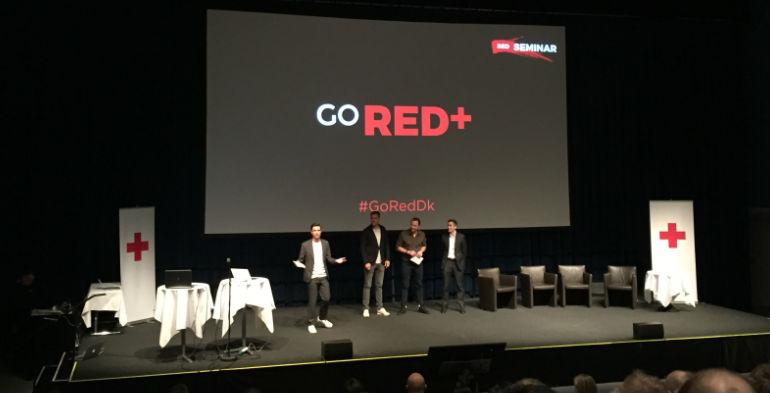 GoRed Seminar 2016: Fokus på forbrugeren, kundeservice og den gode idé