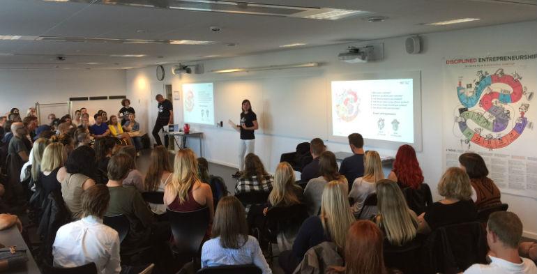 Dansker udvalgt af MIT: Implementerer nu nye værktøjer til entreprenørskab på Cphbusiness