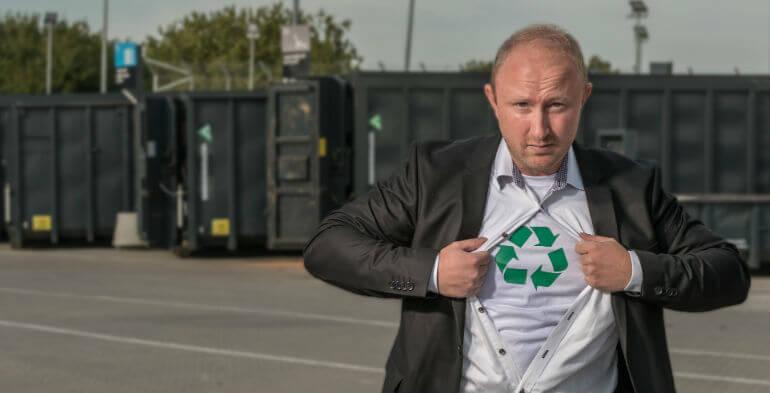 Startup vil lade dig tjene penge på naboens affald