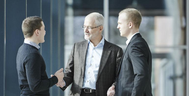 Islændinge skaber dataplatform i Danmark for at gøre forskning smartere