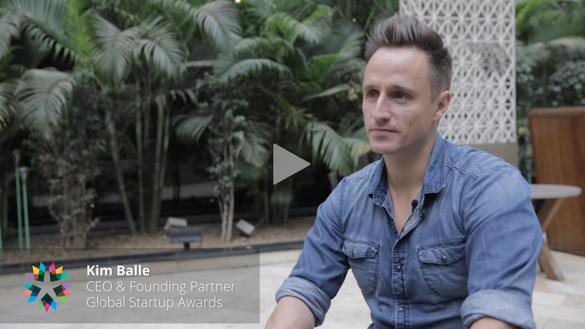 Global Startup Awards udvider paletten