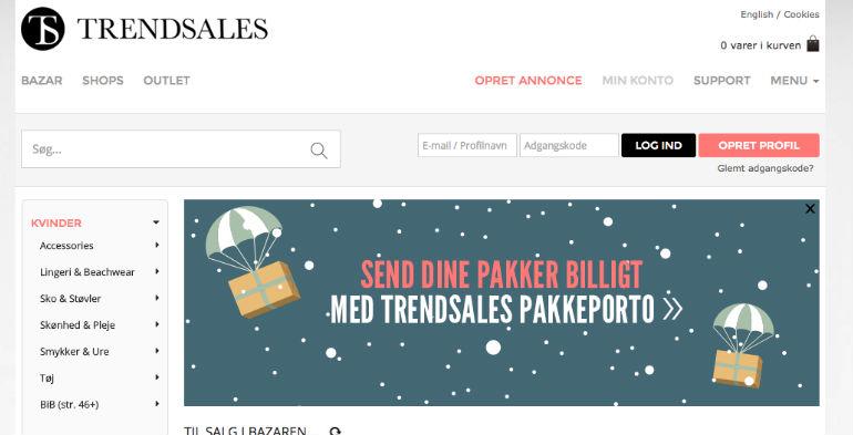 Trendsales reddet af schweizisk ejer