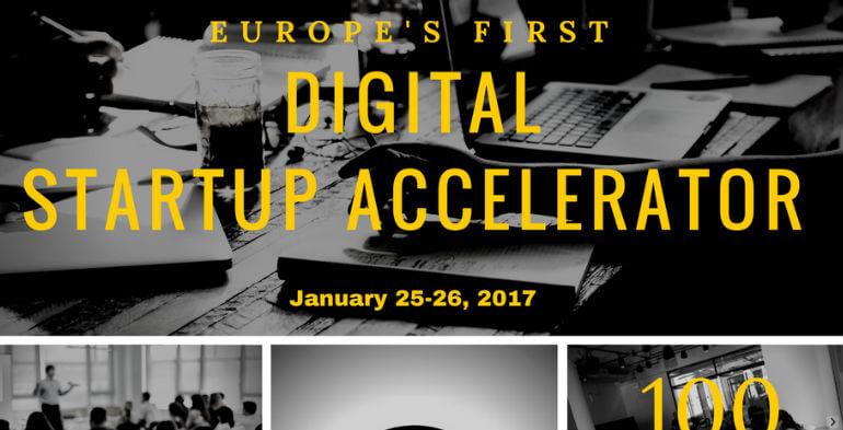 Globalt: Forbes 30 Under 30-entreprenør lancerer digital startupaccelerator