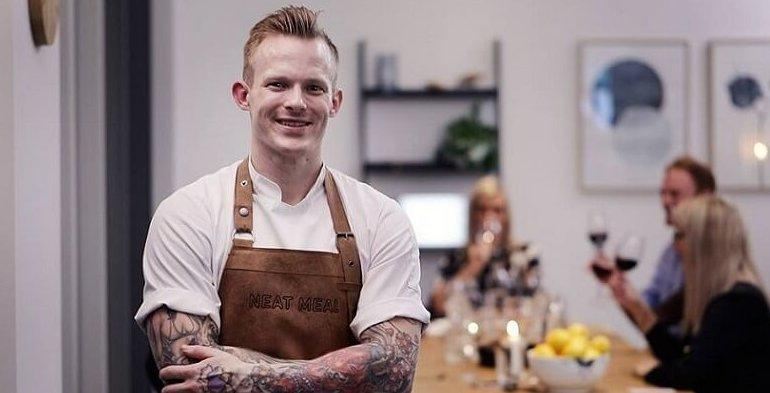 Aarhus-iværksættere satser på Airbnb for private dining