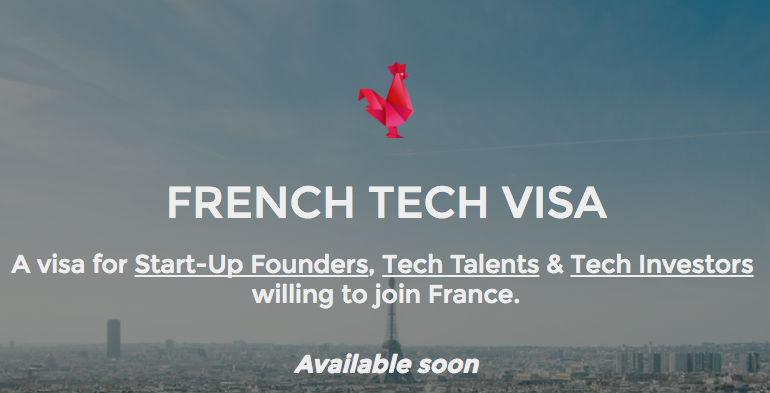 Frankrig laver specielt visum til tech-talenter, stiftere og investorer