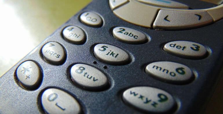 De gamle Nokia-telefoner må lade livet for at gøre plads til selvkørende biler