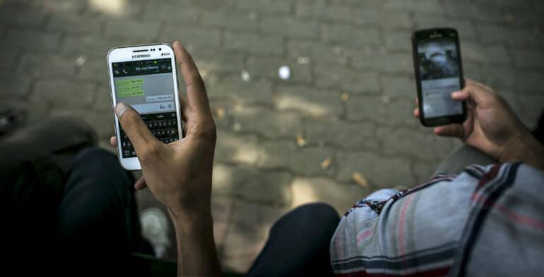 En chatbot skal redde flygtninge med livsvigtig information