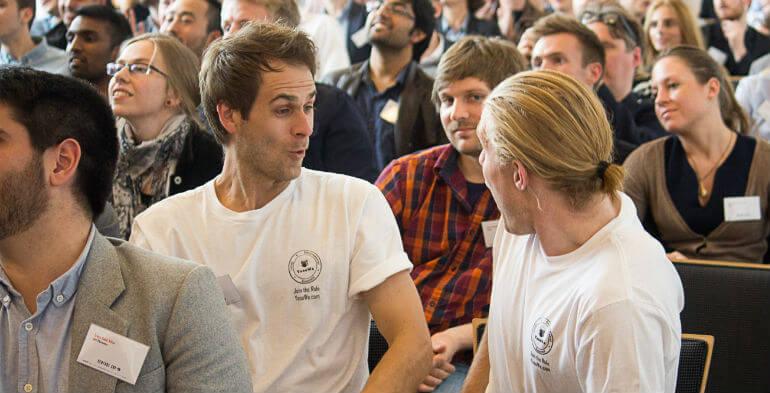 Venture Cup belønner unge idéer med et tigerspring frem
