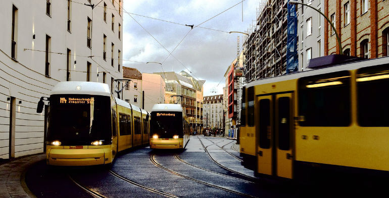 Snart er det slut med billetbesvær i Berlin