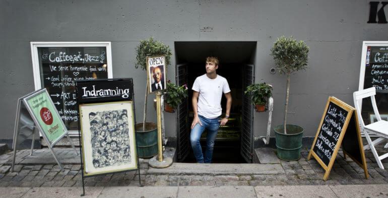 Bagagestartup sætter kursen mod London