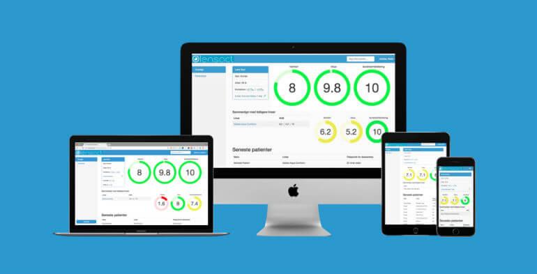 Kontaktlinse-startup satser på kundedata for at vinde branchen