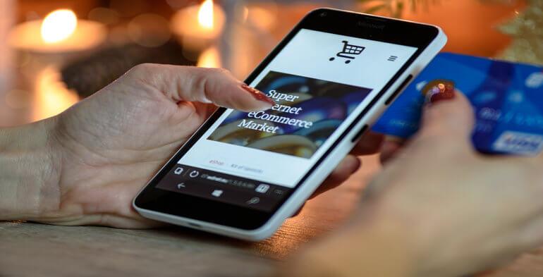 Hvad køber kvinder på nettet?
