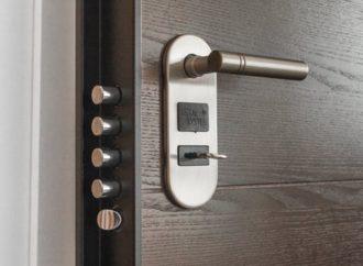 Hvad ville du sige til at åbne din dør med fingeraftryk?