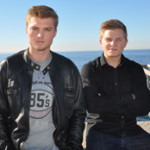 Emil Eriksen og Rasmus Holdt