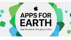 Apple Earth grøn Trendsonline