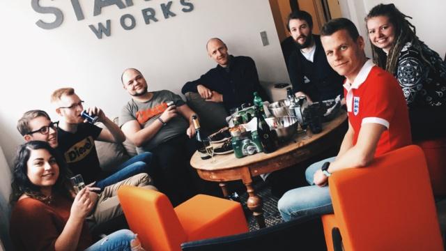 StartupWorks