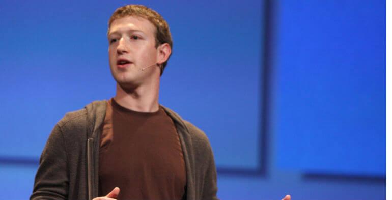 Zuckerberg, hacket