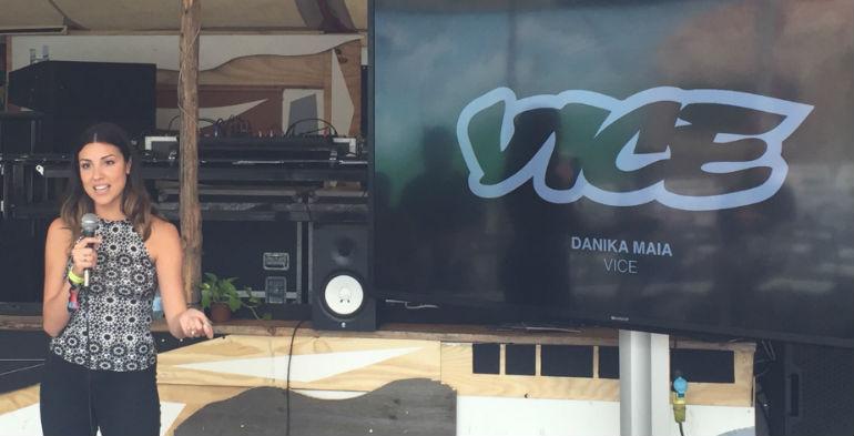Virtual Reality. Vice