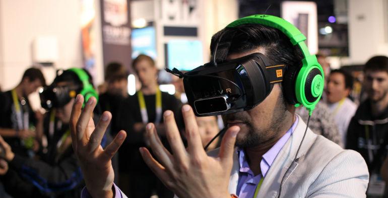 Lammet, Virtual reality