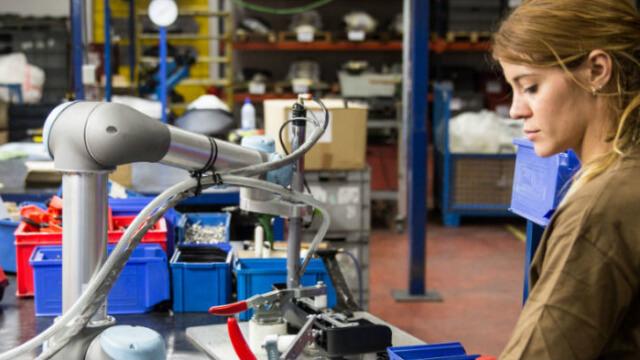 Universal robots, Teradyne