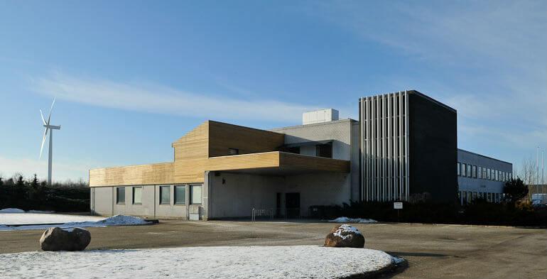 Kontorholmen, Avedøreholmen
