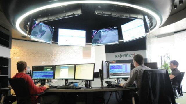 DDoS, Kaspersky
