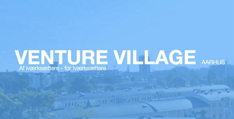 Venture Village, kontorfællesskab, Aarhus
