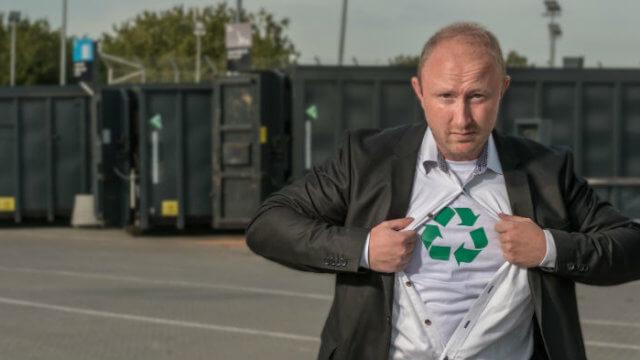 Wastebutler