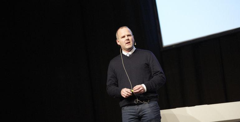 MobilePay, Peter Ravnsborg, MUMILAB