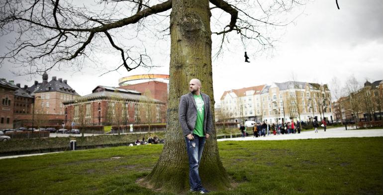 Jonathan Løw, stress, iværksætteri