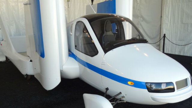 Terrafugia, Airbus, flyvende biler
