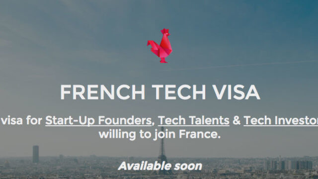 Fransk visa, visum, rekruttering, French Tech Visa, French Tech Ticket