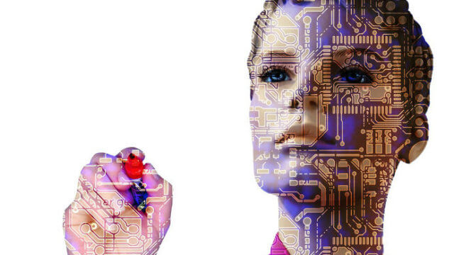 robot- chatbot
